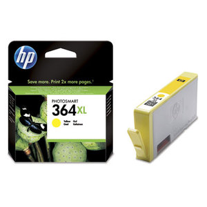 HP Nr. 364 yellow ink (large)