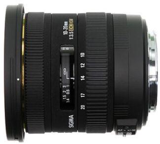 Sigma 10-20mm/3,5 EX DC HSM NIKON