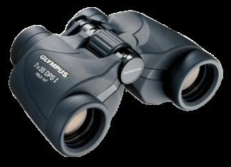 Olympus 7x35 DPS-I mit Tasche & Riemen