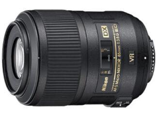 Micro Nikkor AF-S DX 85mm/3.5G ED VR