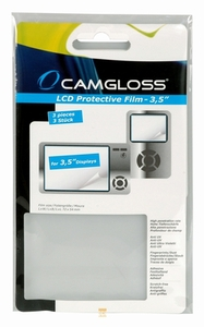 Camgloss Displaycover 3,5 3 St?ck