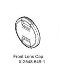 Sony Front Cap NEX Lens (18-200mm)