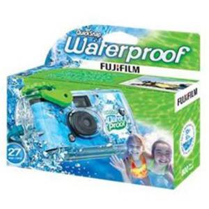 Fujifilm QuickSnap Waterproof  27 Exp.