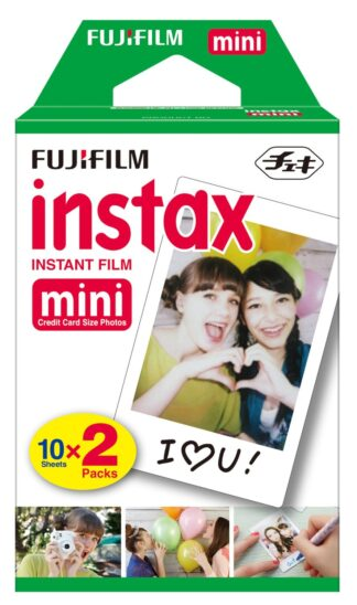 Fujifilm Instax Mini 2 x 10 photos