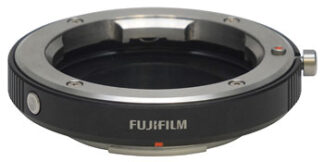 Fuji M Mount Adaptor auf X-Mount