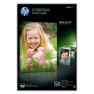 HP Everyday Photo Paper 10x15 glossy 100