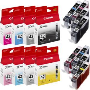 Canon  CLI-42 Cartridge Multipack 8 Colo