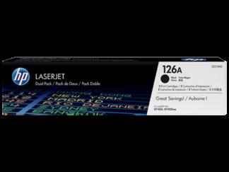 HP 126A Toner, black