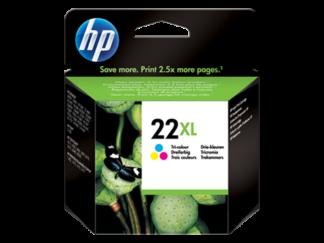 HP 22XL Ink Cartridge tricolor