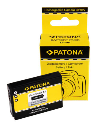 Patona Akku f. Nikon EN-EL12