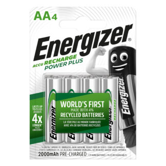 Energizer Akku Power Plus AA 2000mAh BP4