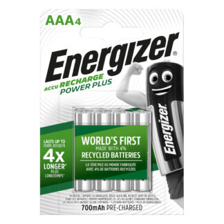 Energizer Akku Power Plus AAA 700mAh BP4