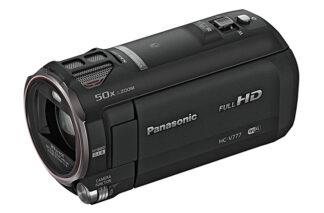 Panasonic Camcorder HC-V777EG-K black