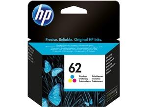 HP Nr. 62 Ink Cartridge, tricolor
