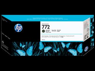 HP Nr. 772 Ink Cartridge, matte black