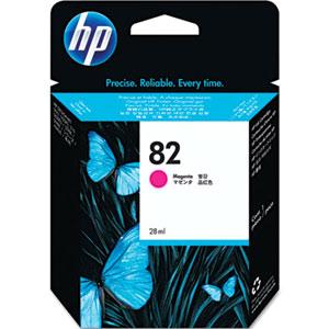 HP Nr. 82 Ink Cartridge, magenta