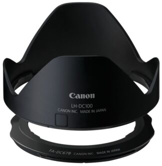 Canon LH-DC100 & FA-DC67B