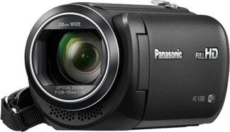 Panasonic Camcorder HC-V380EG-K