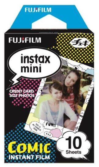 Fujifilm Instax Mini 10 Blatt Comic