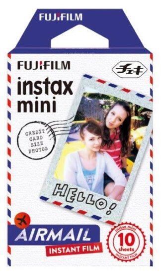 Fujifilm Instax Mini 10 Blatt Airmail