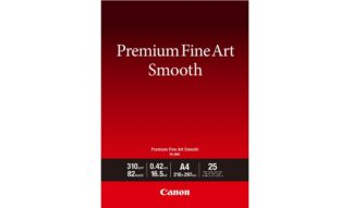 Canon FA-SM1 A4 Fine Art Smooth Paper