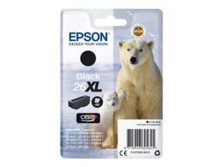 Epson Claria Ink 26XL, Black