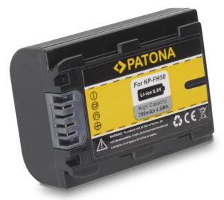 Patona Akku f. Sony NP-FH50
