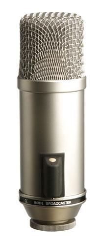 Rode Broadcaster Kondensatormikrofon