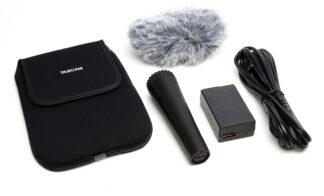 Tascam AK-DR11G mkII, Handheald Rec. Kit