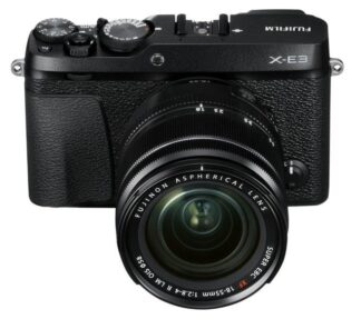 Fujifilm  X-E3 Black Kit XF 18-55mm