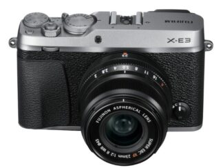 Fujifilm  X-E3 Silver Kit XF23mm F2