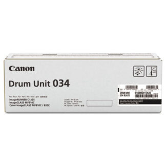 Canon Drum Unit 034 Black