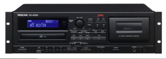 Tascam CD-A580 CD-Player/Tape Deck/USB