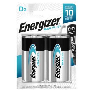 Energizer Max Plus? Mono (D) 2 St?ck