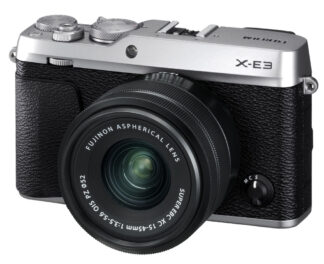 Fujifilm  X-E3 Silver Kit XC 15-45mm