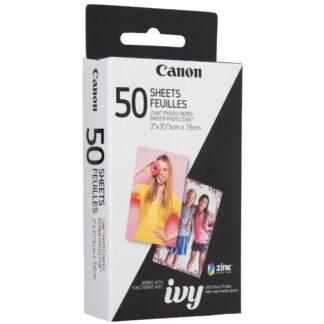 Canon Zink Papier ZP-2030 50 Blatt