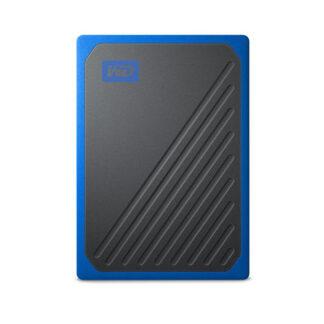 WD My Passport Go SSD 500GB blue