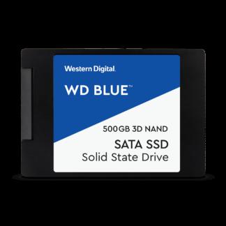 WD Blue 2.5-Inch 3D NAND SATA SSD 500GB