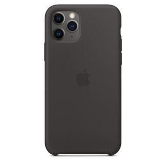 Apple iPhone 11 Pro Silicone Case black
