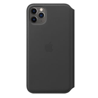 Apple iPhone 11 Pro Max Leather Folio bl