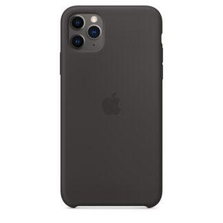 Apple iPhone 11 Pro Max Silicone Case bl