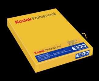 Kodak Ektachrome E100 4x5 10 Blatt